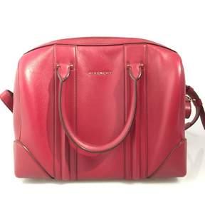 Givenchy Lucrezia leather crossbody bag