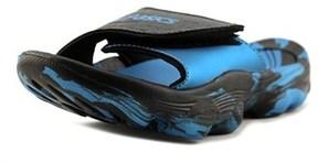 Asics Iyashi Open Toe Synthetic Slides Sandal.