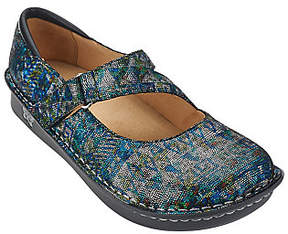 Alegria As Is Leather Mary Janes Medium Width - Jill