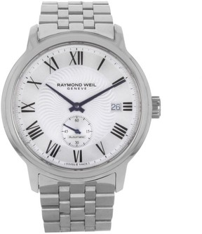 Raymond Weil Maestro 2238-ST-00659 Stainless Steel Automatic 39mm Mens Watch