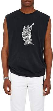 Ksubi Men's Celestial Distressed Cotton Tank