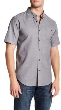 Ezekiel Mackey Woven Short Sleeve Regular Fit Shirt