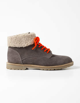 Boden Sherpa-lined Boots