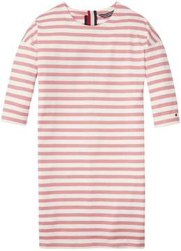 Tommy Hilfiger TH Kids' Sleeve Stripe Dress