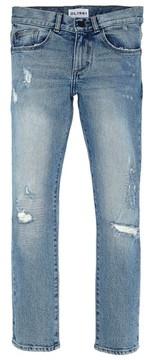 DL1961 Toddler Boy's Hawke Skinny Fit Rip And Repair Jeans