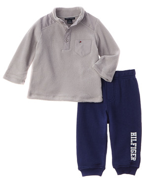 Tommy Hilfiger Boys' 2Pc Sweater & Pant Set