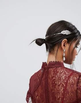 Asos Crystal Back Headband