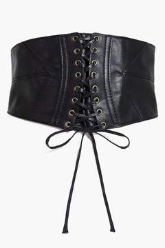 boohoo Emily Panelled Corset Belt