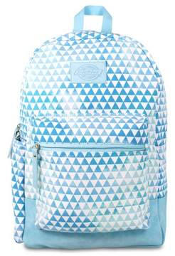 Dickies Hudson Canvas Backpack - Cloud Triangles