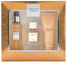 Vera Wang Embrace Marigold & Gardenia Women's Perfume Gift Set