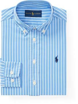 Ralph Lauren Custom Fit Cotton Dress Shirt
