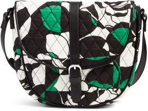 Vera Bradley Slim Saddle Bag - IMPERIAL ROSE - STYLE