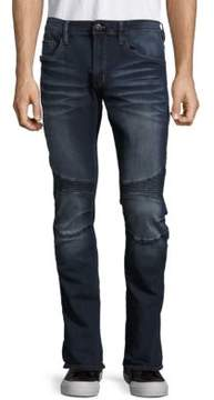 Buffalo David Bitton Reinforced-Knee Denim Pants
