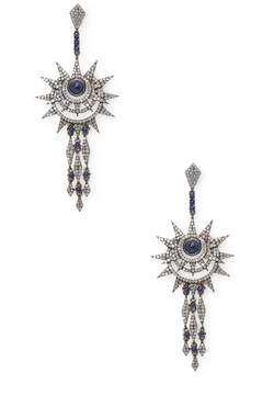 Artisan Women's Designer Diamond Star Earring