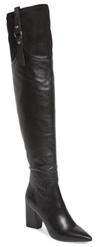 Linea Paolo Women's Baily Over The Knee Boot