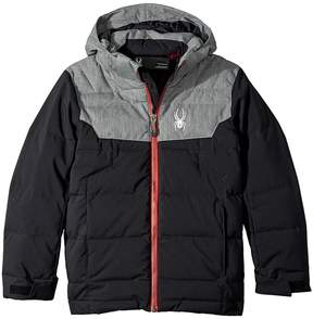 Spyder Clutch Jacket Boy's Coat