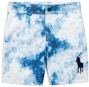 Polo Ralph Lauren Boys' Tie-Dye Swim Trunks - Little Kid