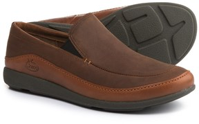Chaco Montrose Loafers - Leather, Slip-Ons (For Men)