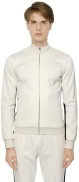 Dolce & Gabbana Zip Up Double Cotton Sweatshirt