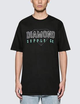 Diamond Supply Co. College S/S T-Shirt