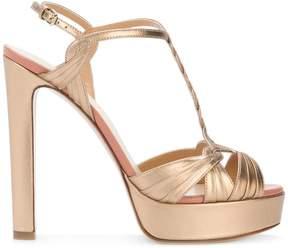 Francesco Russo platform sandals