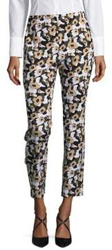 Context Floral Ankle Pants