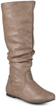 Journee Collection Women's Jayne Extra Wide Calf Boot