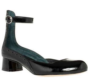 Max Studio acacia : patent leather block heel mary janes