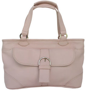 Women's Piel Leather Purse With Front Pocket 2436