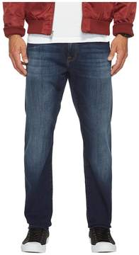 Mavi Jeans Jake Regular Rise Slim in Dark Brushed Williamsburg Men's Jeans