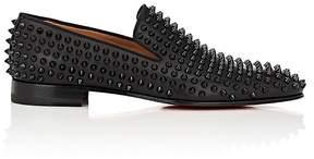 Christian Louboutin Men's Spiked Dandelion Venetian Loafers