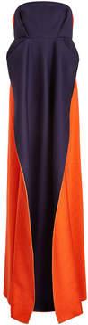 DELPOZO Sleeveless Gown