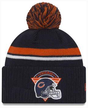 New Era Chicago Bears Diamond Stacker Knit Hat