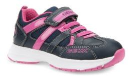 Geox Toddler's J Top Fly Low Top Sneakers