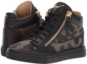 Giuseppe Zanotti Kids London Sneaker Kid's Shoes