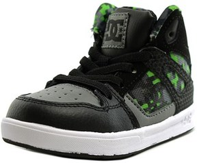 DC Rebound Se Ul Round Toe Synthetic Skate Shoe.