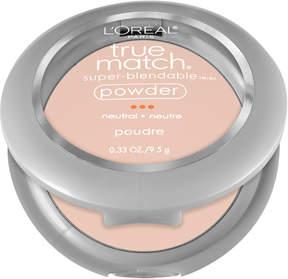 L'Oreal True Match Super Blendable Powder