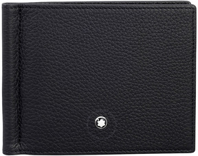 Montblanc Meisterstuck 4 CC Leather Wallet - Black