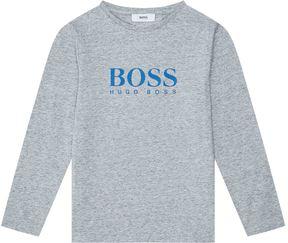 HUGO BOSS Classic Logo Motif T-Shirt