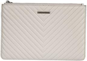 Rebecca Minkoff Quilted Clutch - ONE COLOR - STYLE