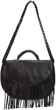 RED Valentino Fringed Shoulder Bag