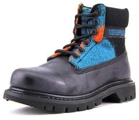 Caterpillar Colorado Wool Round Toe Leather Work Boot.