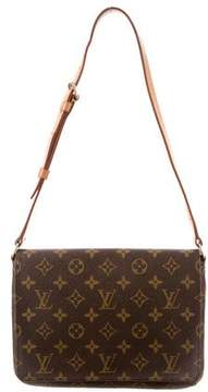 Louis Vuitton Monogram Musette Tango Bag