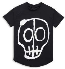 Nununu Toddler's, Little Boy's & Boy's Skull Mask Rashguard
