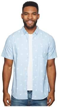 Billabong Sunday Mini Short Sleeve Shirt Men's Short Sleeve Button Up