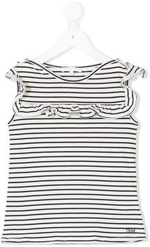 Chloé Kids striped top