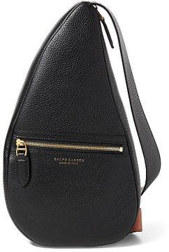 Ralph Lauren Calfskin Sling Backpack