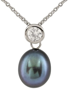 Bella Pearl Sterling Silver Freshwater Pearl Pendant