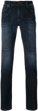 Jeckerson straight-leg denim jeans