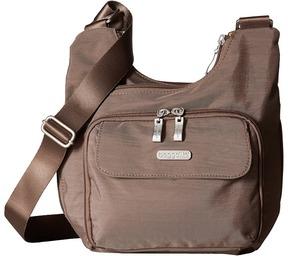 Baggallini - Criss-Cross Cross Body Handbags